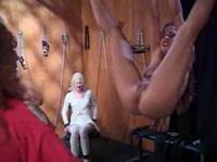 Blondes Luder zur Sexsklavin erzogen