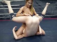 Lesben Wrestling extrem Porno