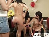Porno Party zum Geburtstag