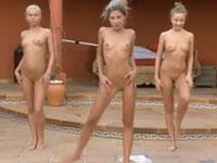 Frauen Sport Nackt