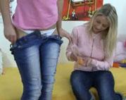 Teen Lesbensex in HD