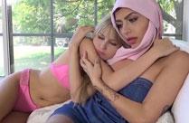 Verboten Liebe mit der Stiefschwester